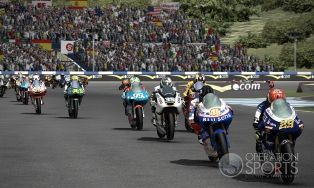MotoGP 08 Screenshot #3 for Xbox 360