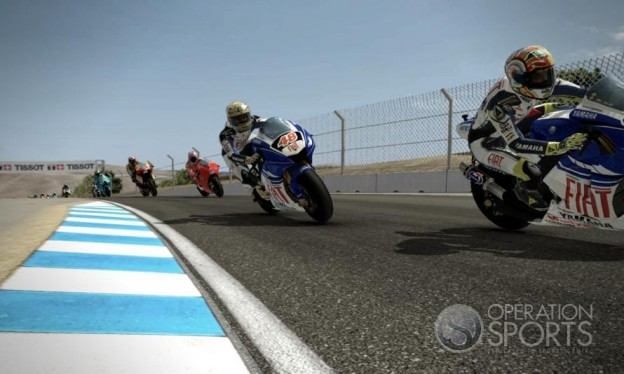 MotoGP 08 Screenshot #5 for Xbox 360