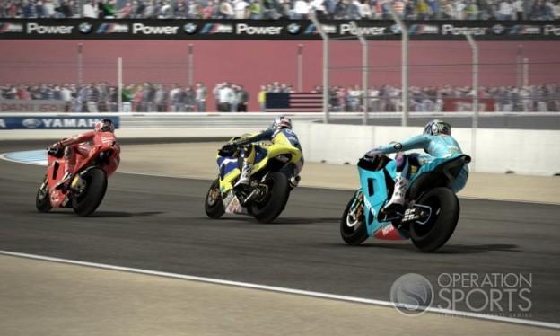 MotoGP 08 Screenshot #6 for Xbox 360