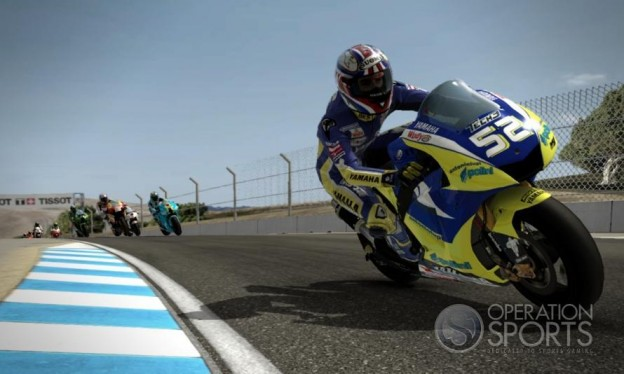 MotoGP 08 Screenshot #7 for Xbox 360