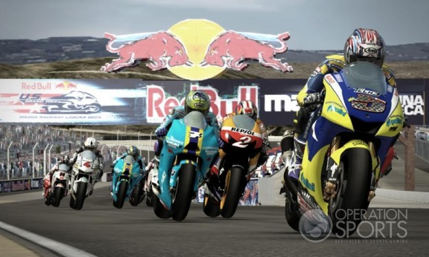 MotoGP 08 Screenshot #8 for Xbox 360