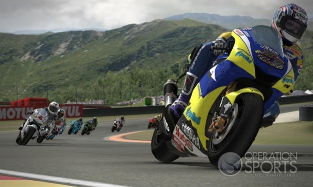 MotoGP 08 Screenshot #9 for Xbox 360