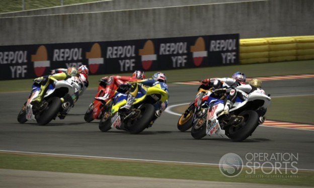MotoGP 08 Screenshot #10 for Xbox 360