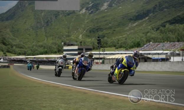 MotoGP 08 Screenshot #11 for Xbox 360