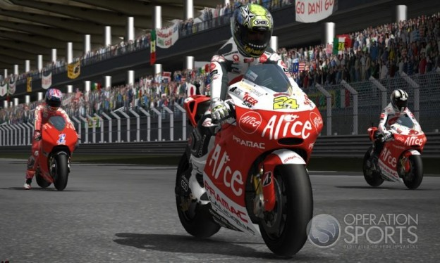 MotoGP 08 Screenshot #12 for Xbox 360