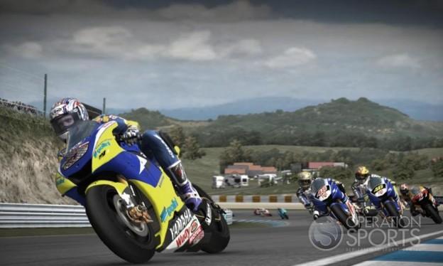 MotoGP 08 Screenshot #14 for Xbox 360