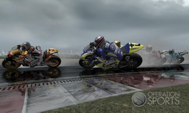 MotoGP 08 Screenshot #16 for Xbox 360