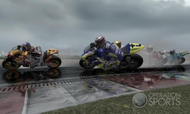 MotoGP 08 Screenshot #16 for Xbox 360