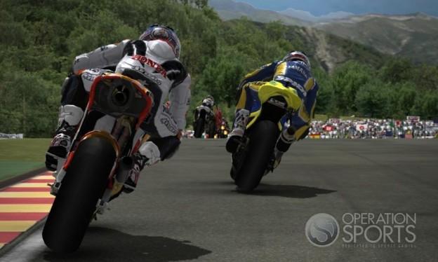 MotoGP 08 Screenshot #18 for Xbox 360