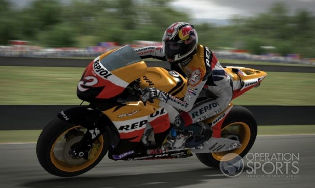 MotoGP 08 Screenshot #19 for Xbox 360