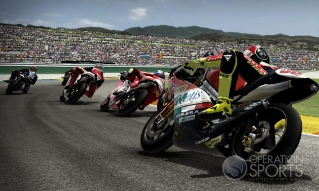MotoGP 08 Screenshot #21 for Xbox 360
