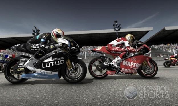 MotoGP 08 Screenshot #22 for Xbox 360