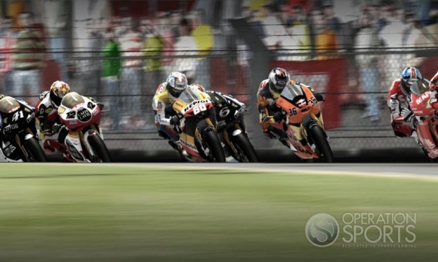 MotoGP 08 Screenshot #23 for Xbox 360