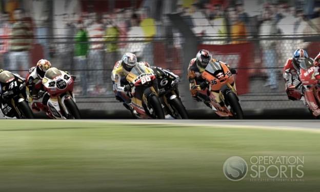 MotoGP 08 Screenshot #23 for Xbox 360