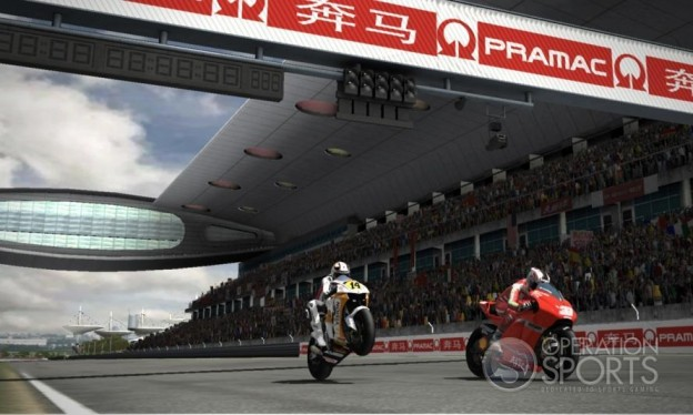 MotoGP 08 Screenshot #24 for Xbox 360