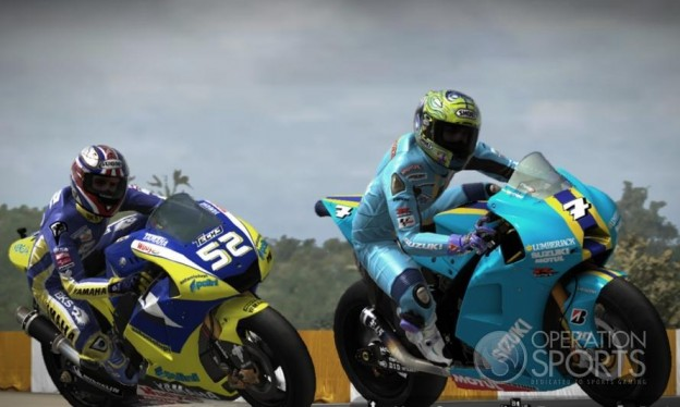 MotoGP 08 Screenshot #26 for Xbox 360
