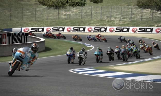 MotoGP 08 Screenshot #27 for Xbox 360