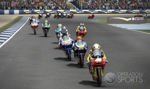 MotoGP 08 Screenshot #28 for Xbox 360