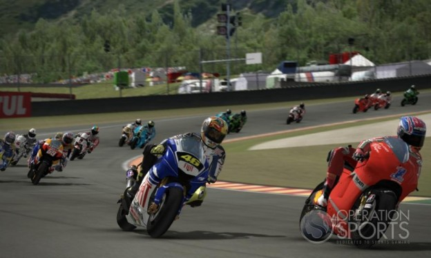 MotoGP 08 Screenshot #29 for Xbox 360