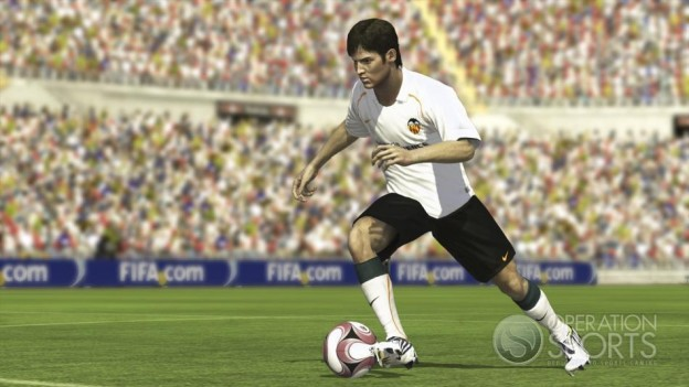 FIFA Soccer 09 Screenshot #18 for Xbox 360
