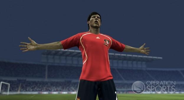 FIFA Soccer 09 Screenshot #19 for Xbox 360