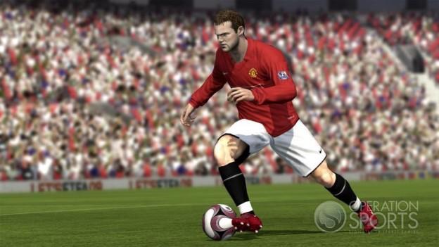 FIFA Soccer 09 Screenshot #20 for Xbox 360