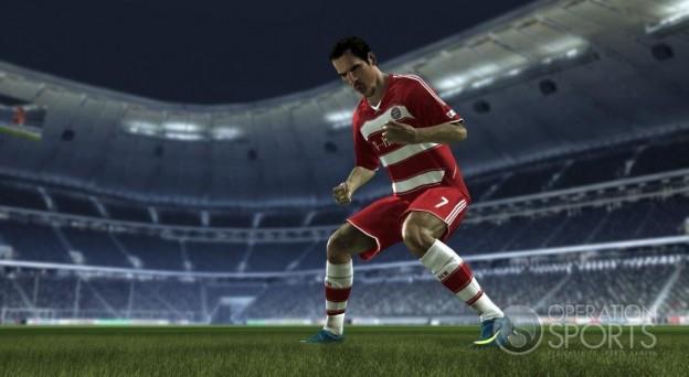 FIFA Soccer 09 Screenshot #26 for Xbox 360
