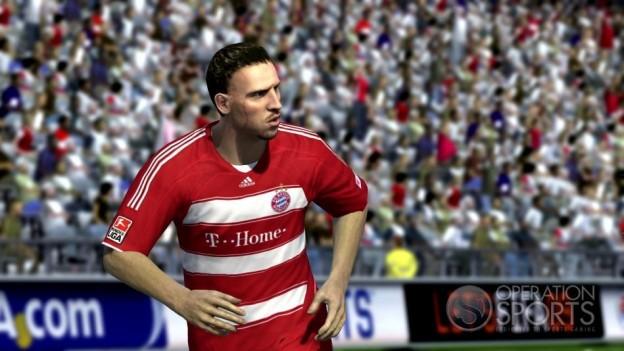 FIFA Soccer 09 Screenshot #27 for Xbox 360