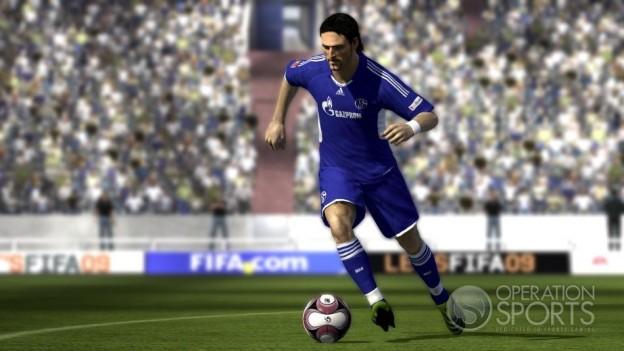 FIFA Soccer 09 Screenshot #28 for Xbox 360