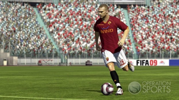 FIFA Soccer 09 Screenshot #32 for Xbox 360