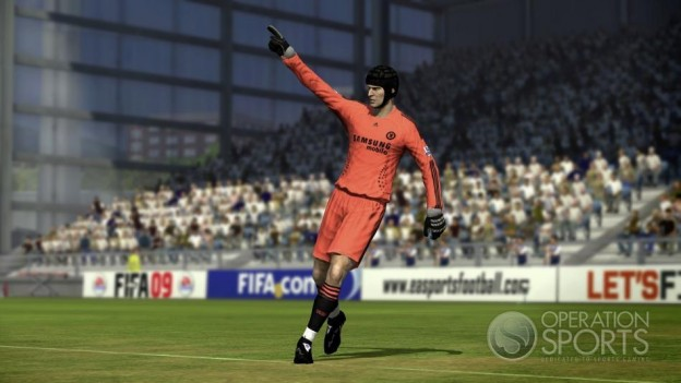 FIFA Soccer 09 Screenshot #34 for Xbox 360