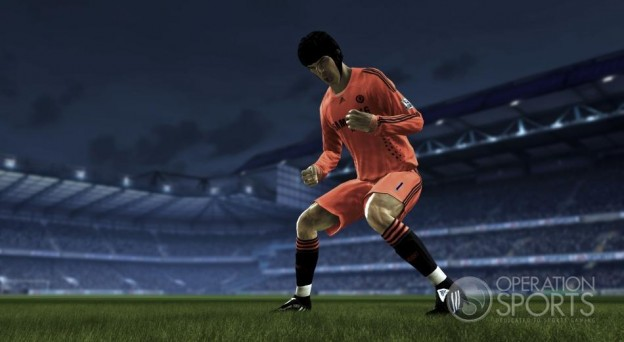 FIFA Soccer 09 Screenshot #35 for Xbox 360