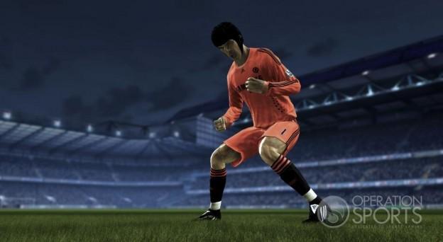 FIFA Soccer 09 Screenshot #35 for Xbox 360