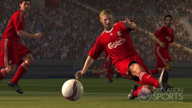 Pro Evolution Soccer 2009 Screenshot #23 for Xbox 360