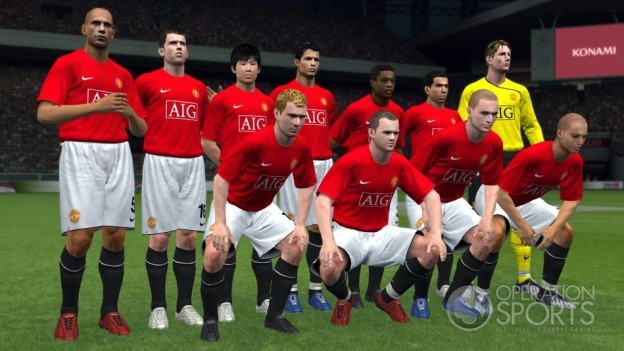 Pro Evolution Soccer 2009 Screenshot #28 for Xbox 360