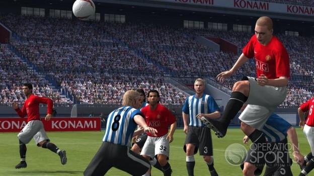 Pro Evolution Soccer 2009 Screenshot #29 for Xbox 360