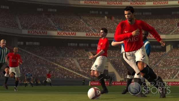 Pro Evolution Soccer 2009 Screenshot #30 for Xbox 360