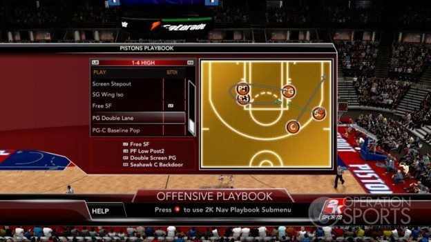 NBA 2K9 Screenshot #29 for Xbox 360