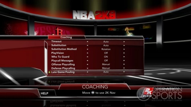 NBA 2K9 Screenshot #41 for Xbox 360