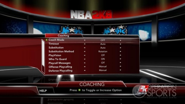 NBA 2K9 Screenshot #42 for Xbox 360
