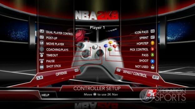 NBA 2K9 Screenshot #47 for Xbox 360