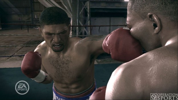 Fight Night Round 3 Screenshot #1 for Xbox 360