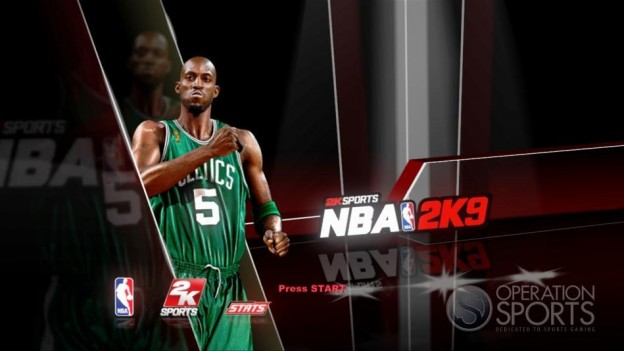 NBA 2K9 Screenshot #53 for Xbox 360