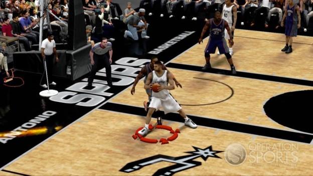 NBA 2K9 Screenshot #54 for Xbox 360