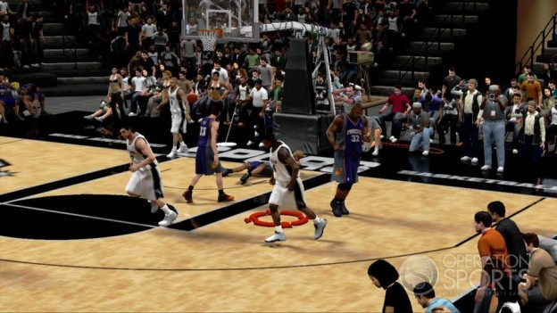 NBA 2K9 Screenshot #55 for Xbox 360