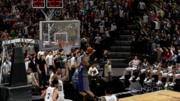 NBA 2K9 Screenshot #56 for Xbox 360