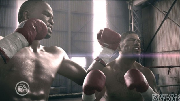 Fight Night Round 3 Screenshot #2 for Xbox 360
