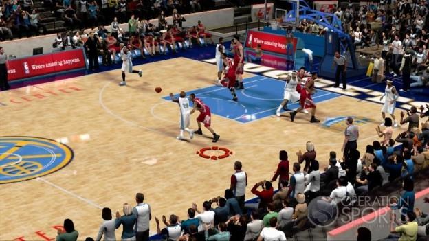NBA 2K9 Screenshot #59 for Xbox 360