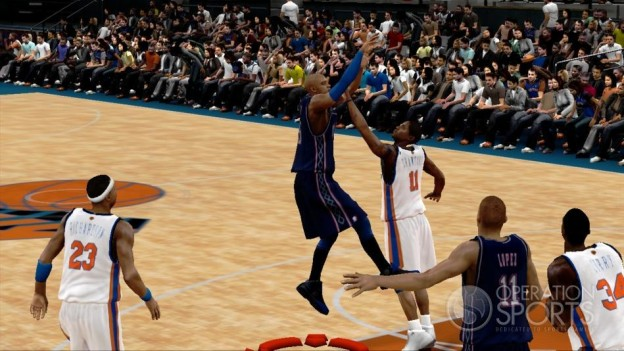 NBA 2K9 Screenshot #61 for Xbox 360