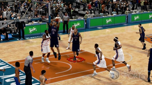 NBA 2K9 Screenshot #63 for Xbox 360